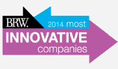 BRW 50 Most Innovative Companies 2014