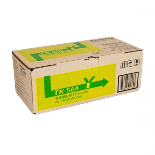 Kyocera TK-564Y Yellow Toner