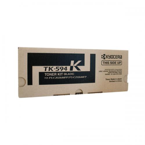 Kyocera TK-594K Black Toner