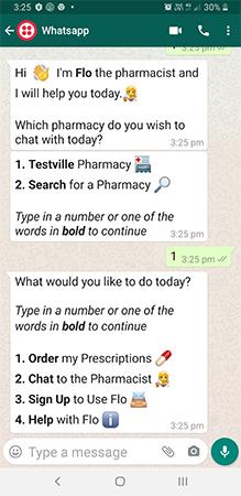 WhatsApp ePrescription solution