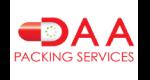 DAA Packing Service